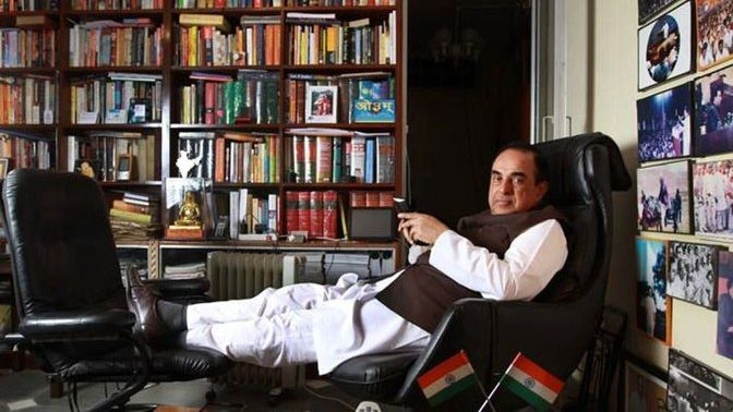 VVPAT: स्वामी बोले- मुझे भूल गई BJP, सारा क्रेडिट खुद ले रही है